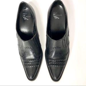 black western boho booties size  8.5